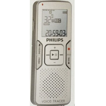 philips voice tracer lfh0662 manual