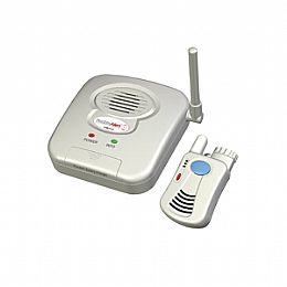 Logicmark 35911 Freedomalert Programmable 2 Way Voice