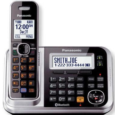 how to turn on caller id on panasonic phone