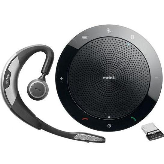 Buy Jabra Motion Office Bluetooth Headset 410: Jabra GN-Netcom MOTION-UC-TRAVEL-KIT-SPEAK-510-MS
