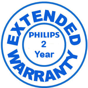 Philips LFH7492 Two Year Extended Warranty