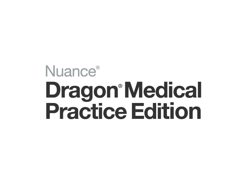 Nuance Dragon Medical Practice Edition 4 With Powermic Iii 9 Foot